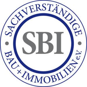 Logo Sachverständige Bau & Immobilien e.V.